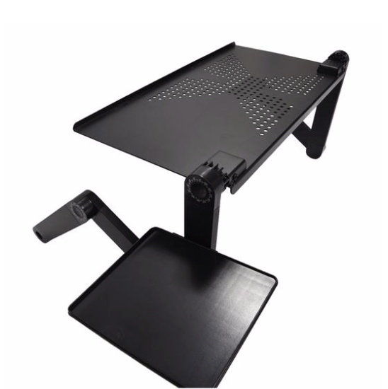 AdjustDesk Black