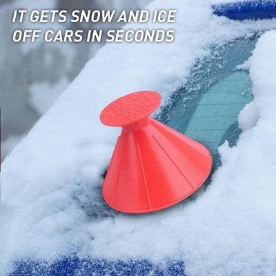 MAGICAL CAR ICE SCRAPER - Market Glad ™