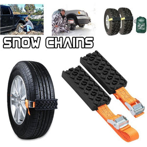Anti-Skid Emergency Tire Straps - Market Glad ™