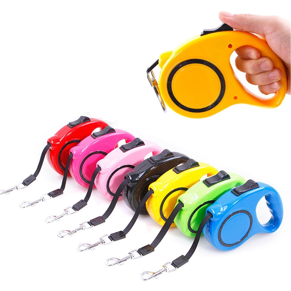 Dog Leash Automatic Retractable