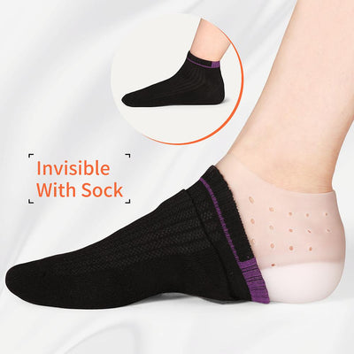 Invisible Height Increased Insoles Free Shipping
