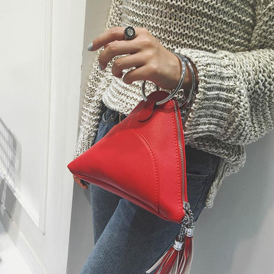 Triangle tassel bag - Market Glad ™