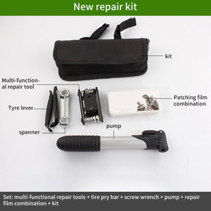 Portable Mountain Bike Repair Bag