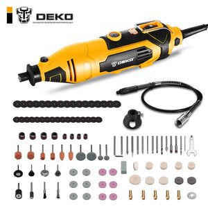 Electric Drill Grinder Rotary Tool Kit