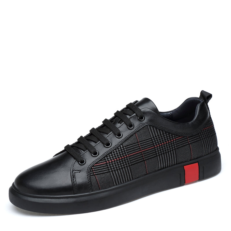 BLACK DELUXE SNEAKERS - Market Glad ™