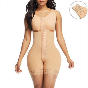 Bodysuit Body Shaper Shapewear Slimming Belt Girdle Waist