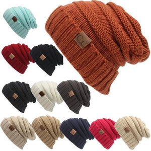 Slouchy Thick Winter Beanie Hat - Market Glad ™
