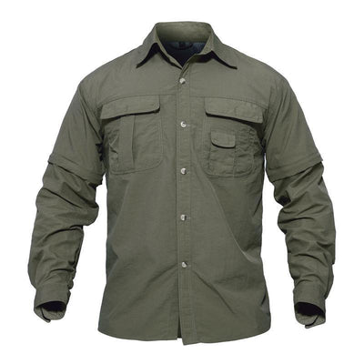 Military/Outdoor Tactical Long Sleeve T-shirt + Free Shipping - Market Glad ™
