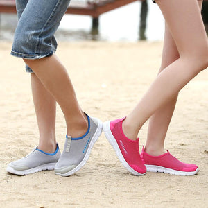 Shoes Summer Breathable Slip-on