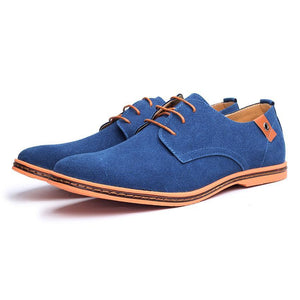 SUEDE DERBY BY AOSIS
