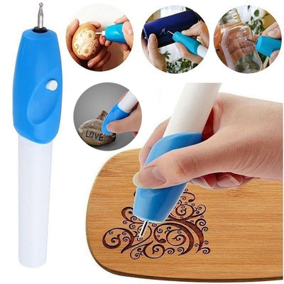 Portable Electric Engraving Pen + Free Shipping - Market Glad ™