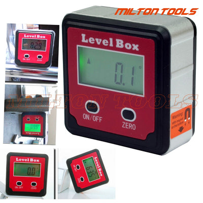 Premium Digital Angle Gauge Free Shipping
