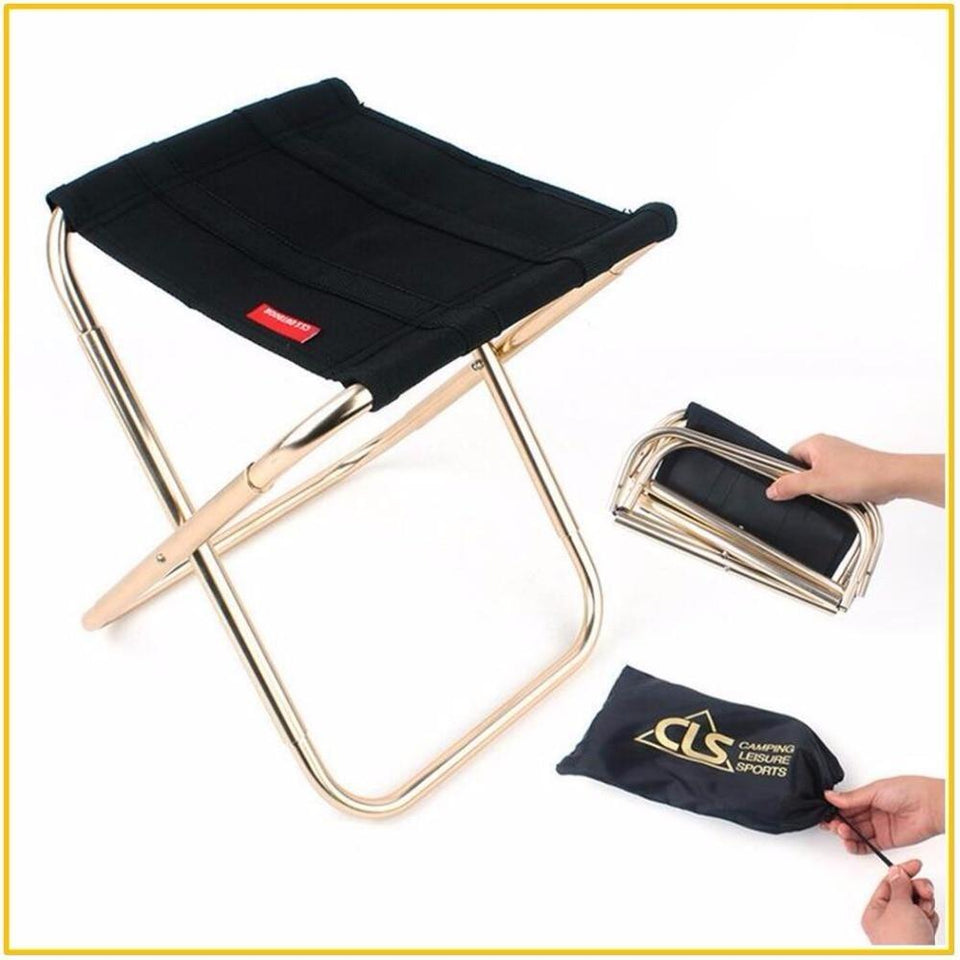 Ultra-Light Folding Chair