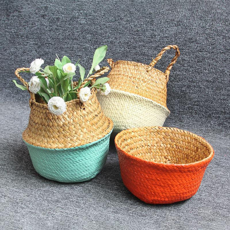 Handmade Flower basket - Market Glad ™