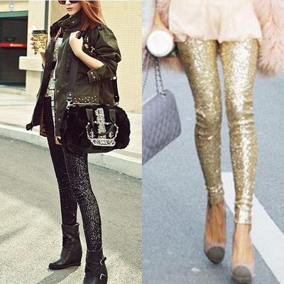 Sequin Leggings - Market Glad ™
