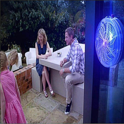 Solar Powered Buzz UV Lamp - Market Glad ™