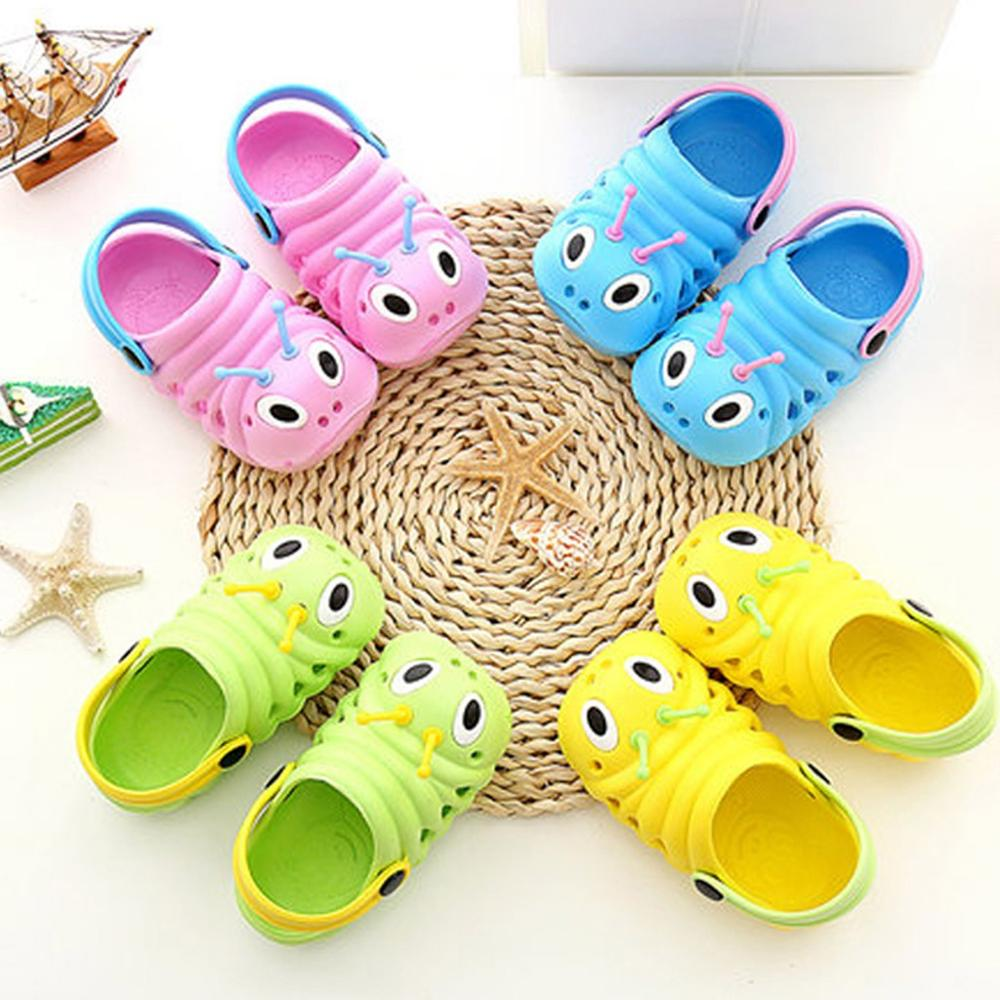 CHILDREN'S CUTE CATERPILLAR SLIPPERS - Market Glad ™