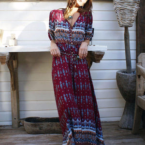 Breeze - Boho Summer Dress - Market Glad ™