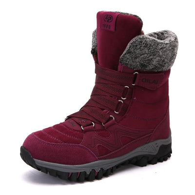 SNOWY™️ WARM WINTER BOOTS + Free Shipping - Market Glad ™