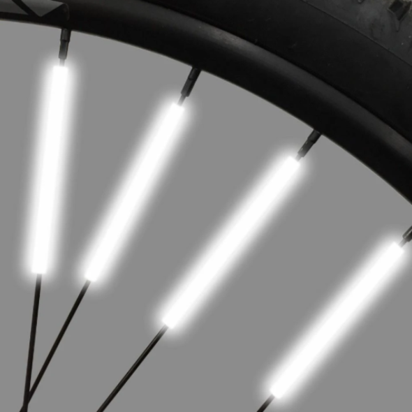 RapidReflect Bike Bicycle Wheel Spokes Reflective