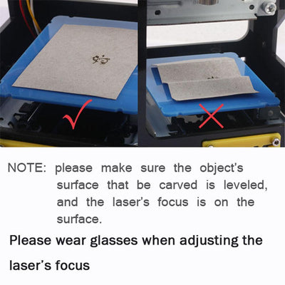 Laser INC  - Intelligent Laser Engraving Machine - Market Glad ™