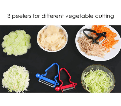 Magic Trio Peeler (Set of 3) - Market Glad ™