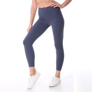 Soft Leggings with High Yoga Waist + Free Shipping