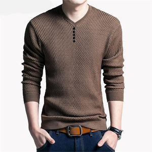 Sweater Casual V - Market Glad ™