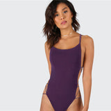 FREEDOM -- WOMENS BACKLESS BODYSUIT - Market Glad ™