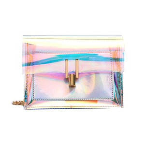 Bag Fashion Laser Transparent