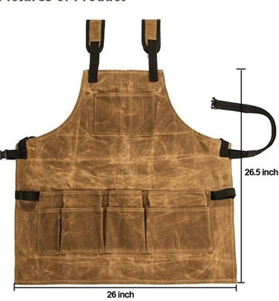 Large Capacity Toolkit Apron
