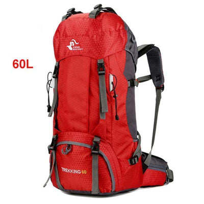 50L/60 WATERPROOF TRAIL JUNKIE BACKPACK - Market Glad ™