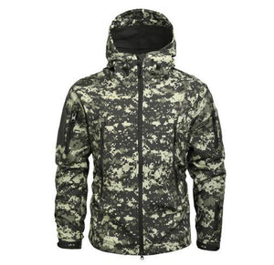Army Camouflage Jacket