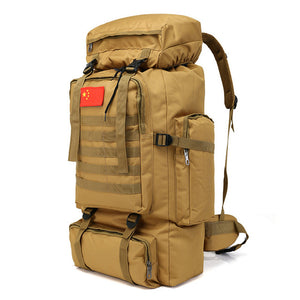70L Large Capacity Backpack Military - Market Glad ™
