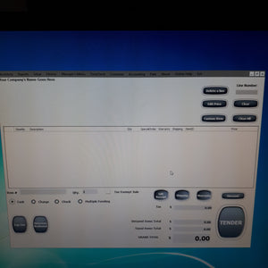 POS Software Point of Sale Restaurant Retail Salon