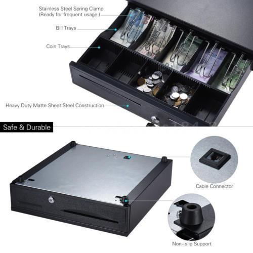 "15"" Point of sale POS system register Touch screen restaurant retail Bar Deli"