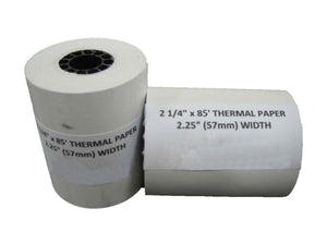 20  THERMAL  Point of Sale CASH REGISTER PAPER ROLLS 58mm