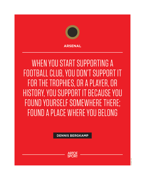 Arsenal - Belong