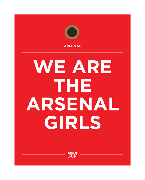 Arsenal - Girls