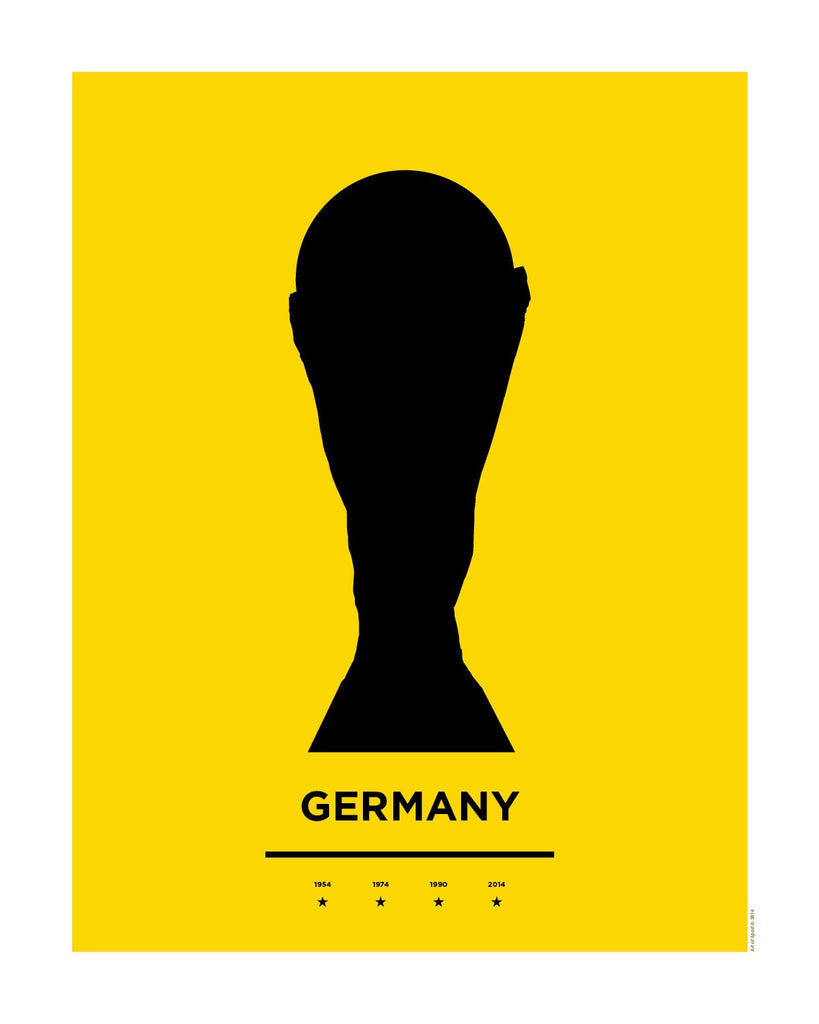Germany 2014 Winners