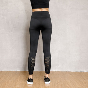 Hight Waist Sculpt 2.0 Full Length Legging - Black - OUTCAST DISTRICT