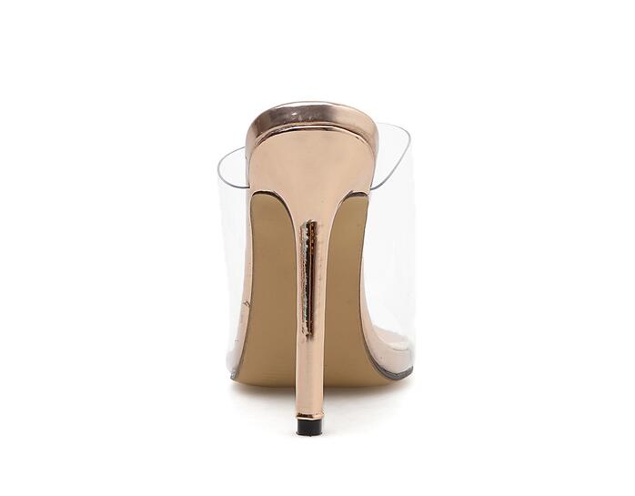 Champagne Sandals - Danish Fashion & Living Online Store SALE