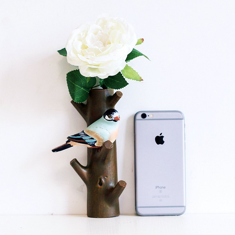 Bird on the Branch Wall Hook - Danish Fashion & Living Online Store SALE