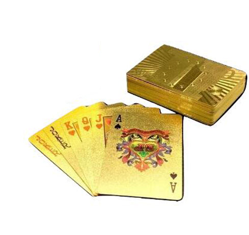 Gold Foil Cards eprolo
