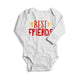 Best Friends Baby Long Sleeve Bodysuit