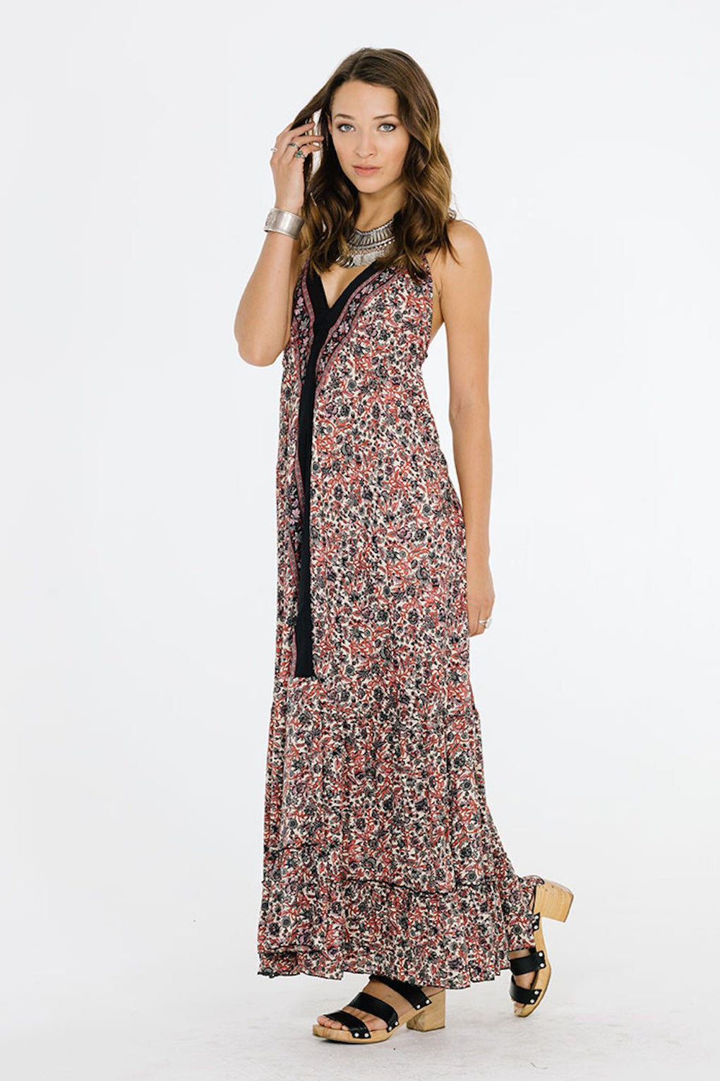 GRANADA HALTER MAXI - Danish Fashion & Living Online Store SALE