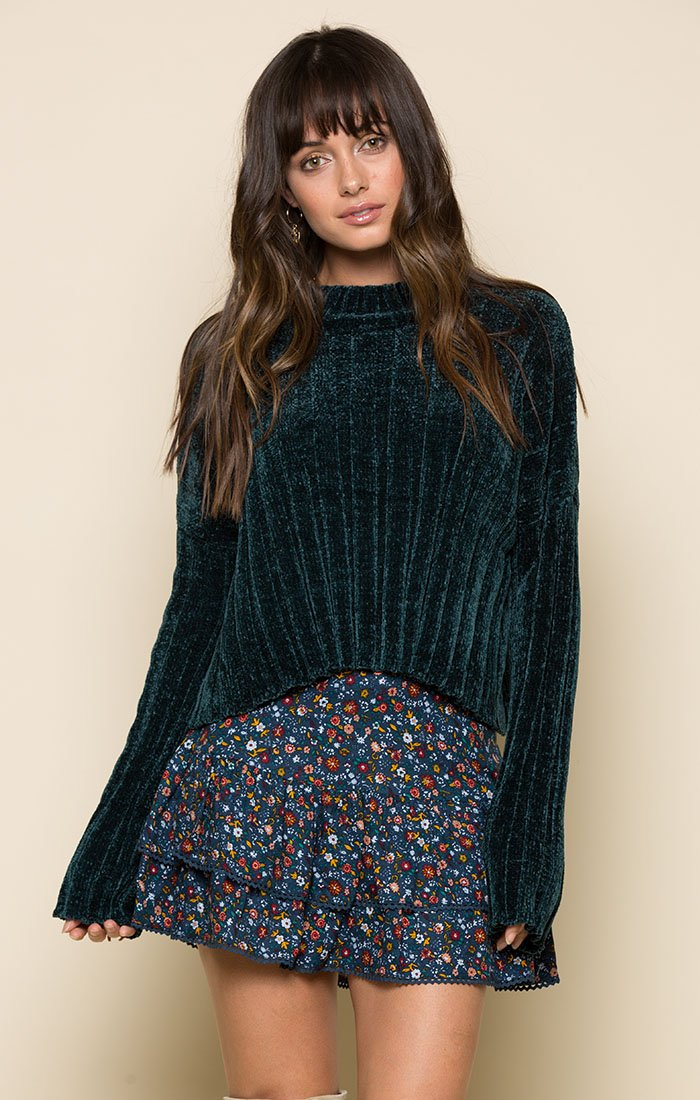 GRETCHEN PULLOVER SWEATER - Danish Fashion & Living Online Store SALE