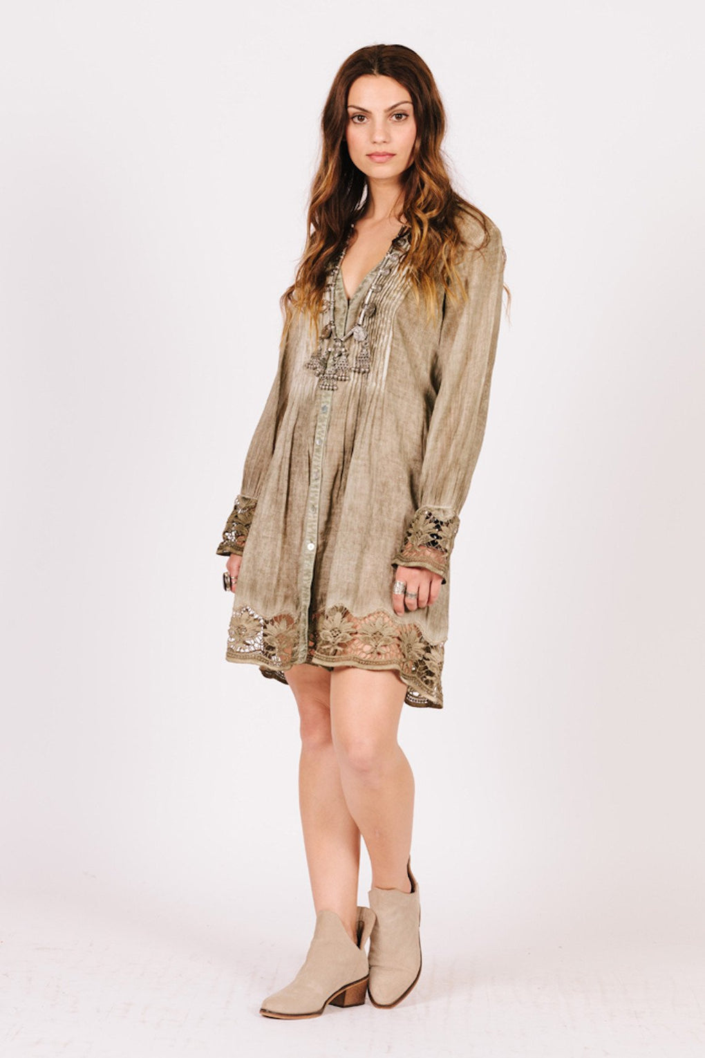 Forbidden Forest Tunic - Danish Fashion & Living Online Store SALE