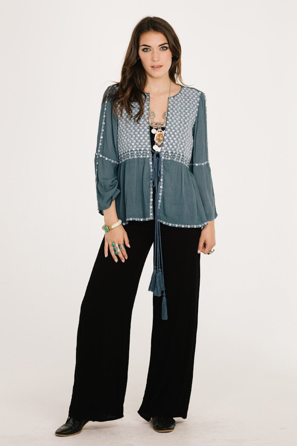Mirror Mirror Tie Jacket - Danish Fashion & Living Online Store SALE
