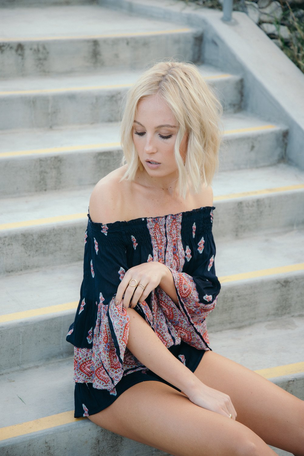 Endless Love Romper - Danish Fashion & Living Online Store SALE